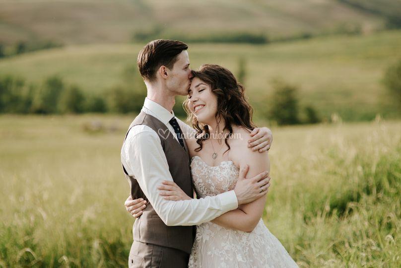 Matrimonio intimo toscana