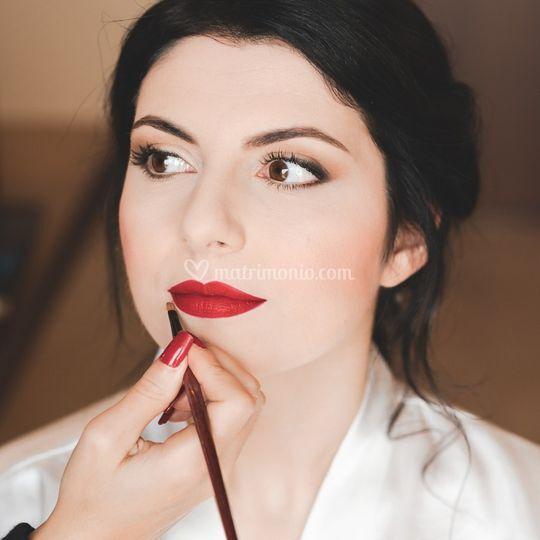 Vanessa Atzori Make Up Artist
