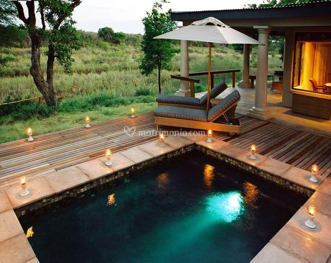 Lodge riserva privata