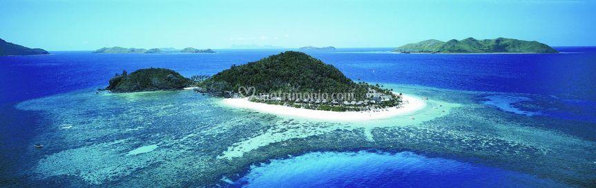 Fiji - Matamanoa Island