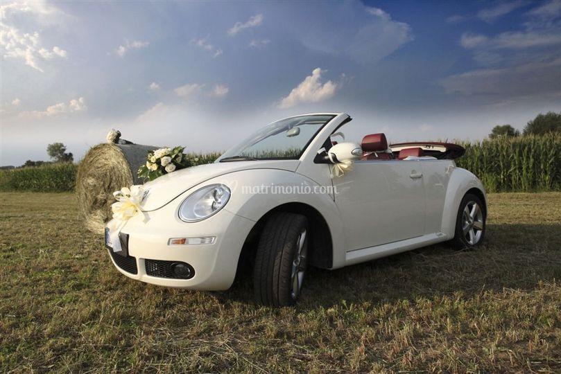 L'auto del vostro matrimonio!
