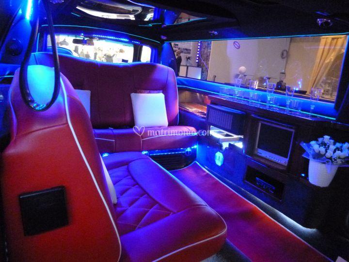 Limousine interno