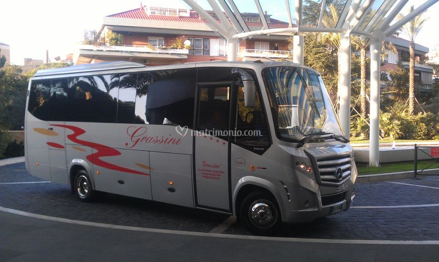Minibus 30 posti
