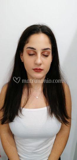 Tecnica over line lips