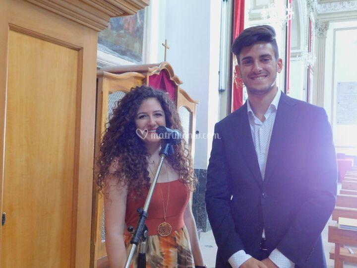Lyric Pop Duo Lillo&Fabiola