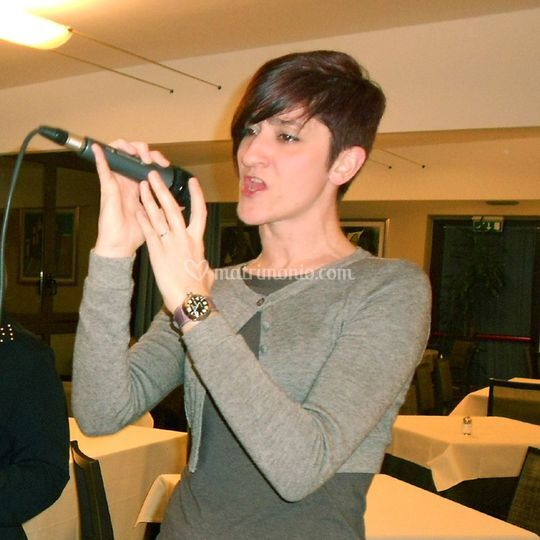 Paola la voce del Duo