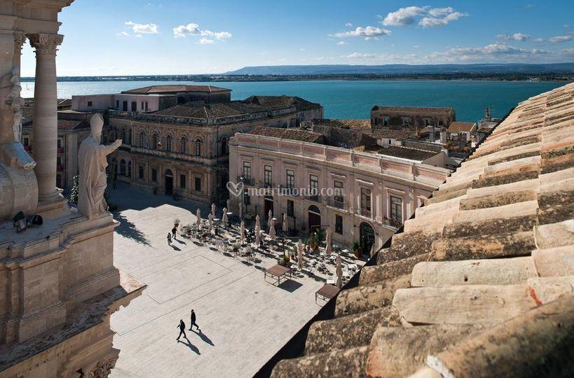 I dammusi ortigia for Siracusa hotels ortigia