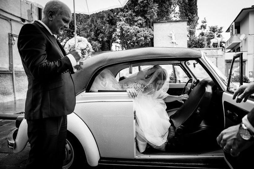 Sposa bagnata sposa...