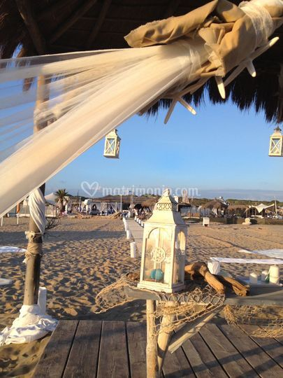 Rambla natural beach
