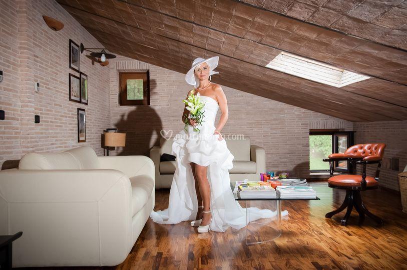 La suite per gli sposi