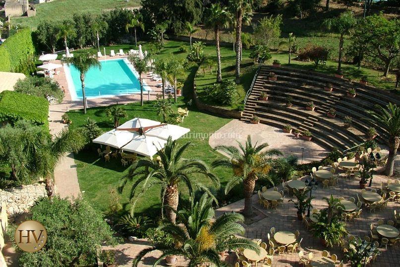 Piscina di hotel della valle wellness e spa foto 6 for Piantina della piscina