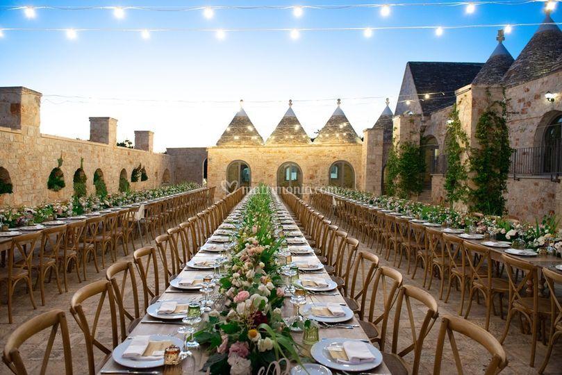Wedding Masseria Grieco