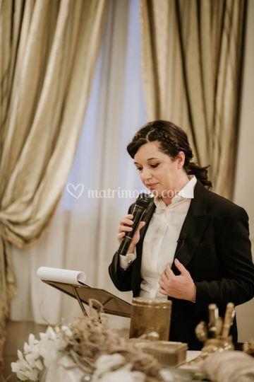 Gabriella Maran Celebrante AIC