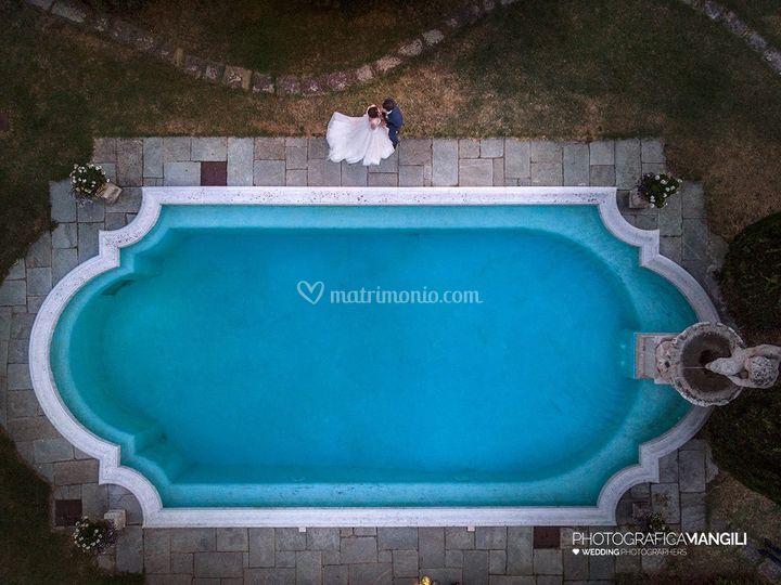 La piscina dell'800
