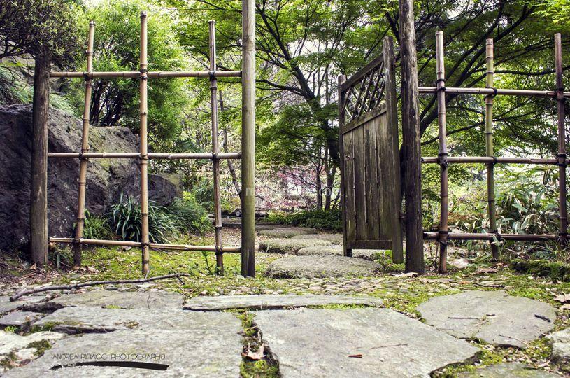 Villa paradeisos - Cancelletto giardino ...