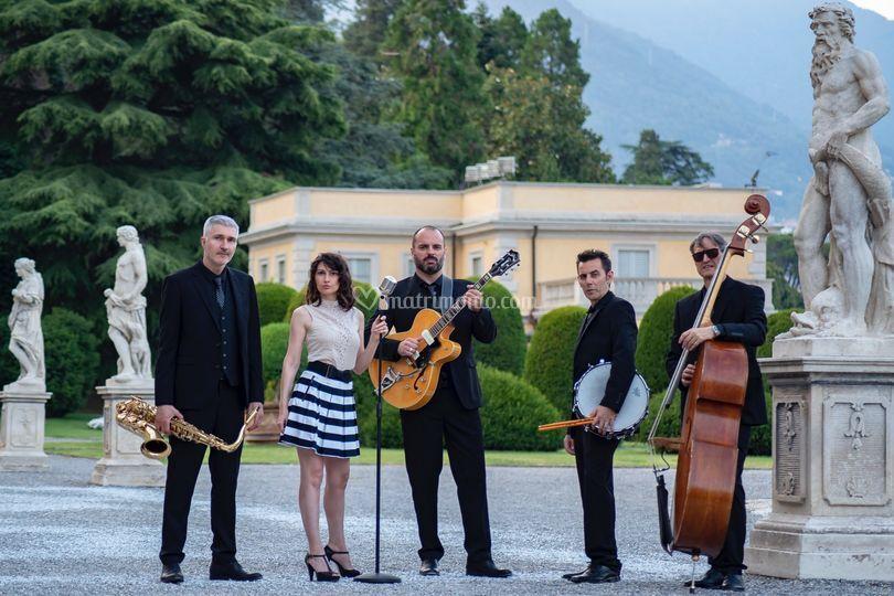 Villa Olmo Como