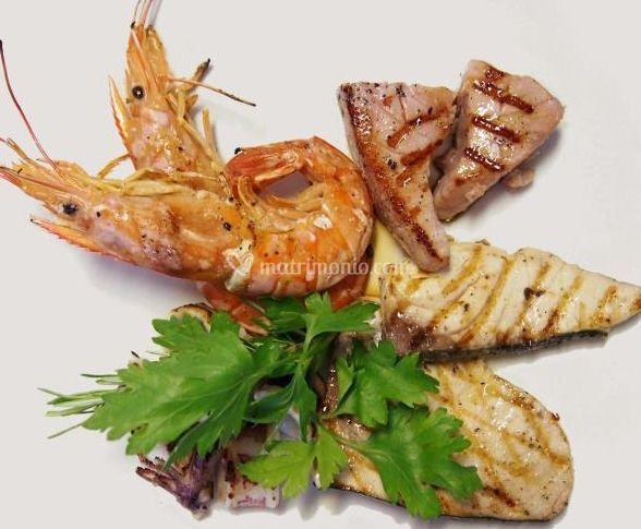 Cucina di mare di Best Western Hotel Acqua Novella | Foto 4