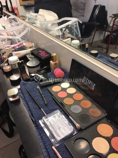 Marianna Make-Up