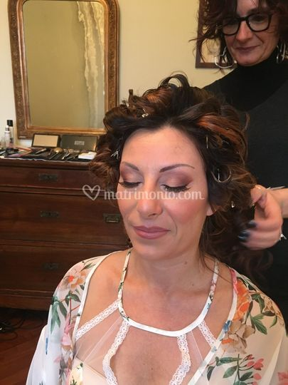 Make-up ilaria