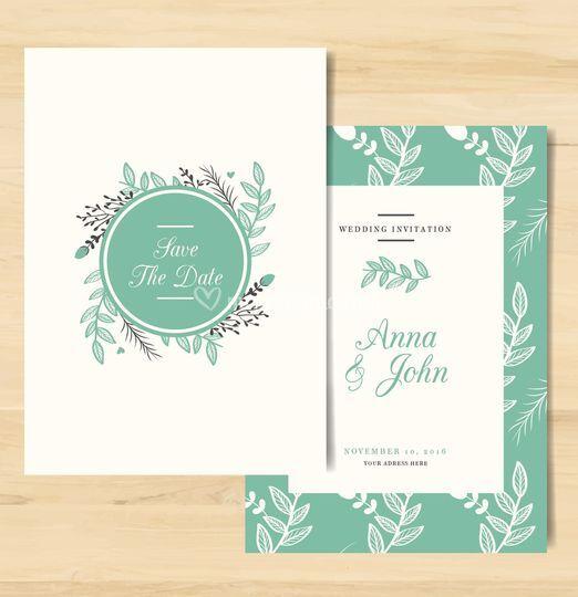 Floral wedding 3