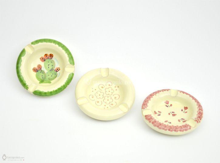 Posa cenere in ceramica