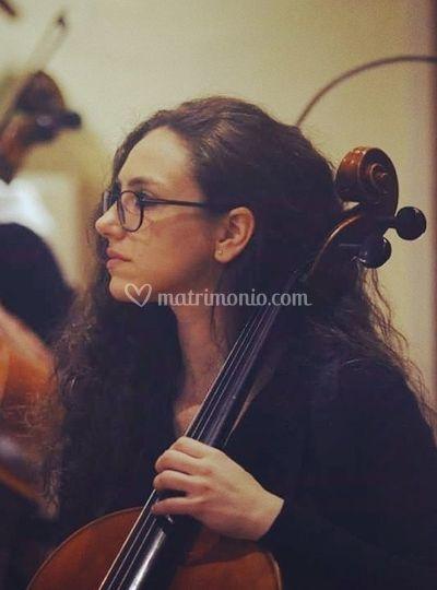 Federica La Marca - Cello