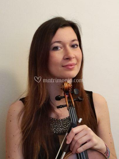 Aureliana Baruffa - Violino