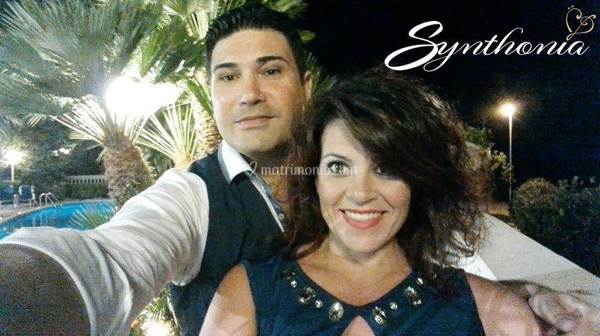 Il duo Synthonia