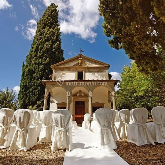 Cappella priv Villa Vistarenni