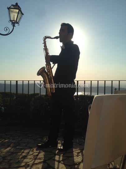 Jazzin Sax