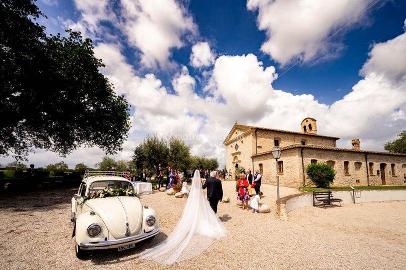 Matrimonio a Borgo Spoltino