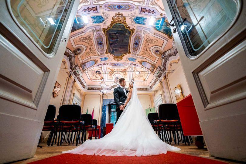 Matrimonio a Villa Filiani