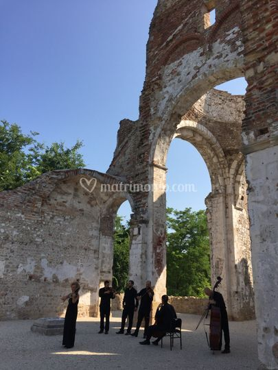 Abbaizia di Sant'Eustachio