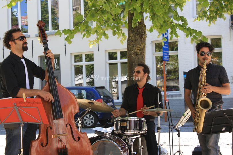 Italian swing