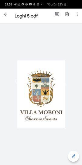 Logo Villa Moroni
