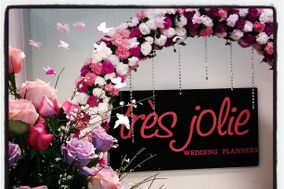 Très Jolie wedding planners