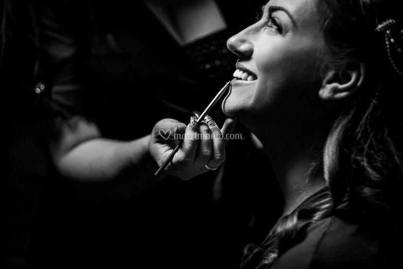 Jenny - makeup & hair