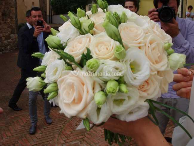Bouquet Sposa Camelie.Bouquet Di Vivaio La Camelia Foto 12