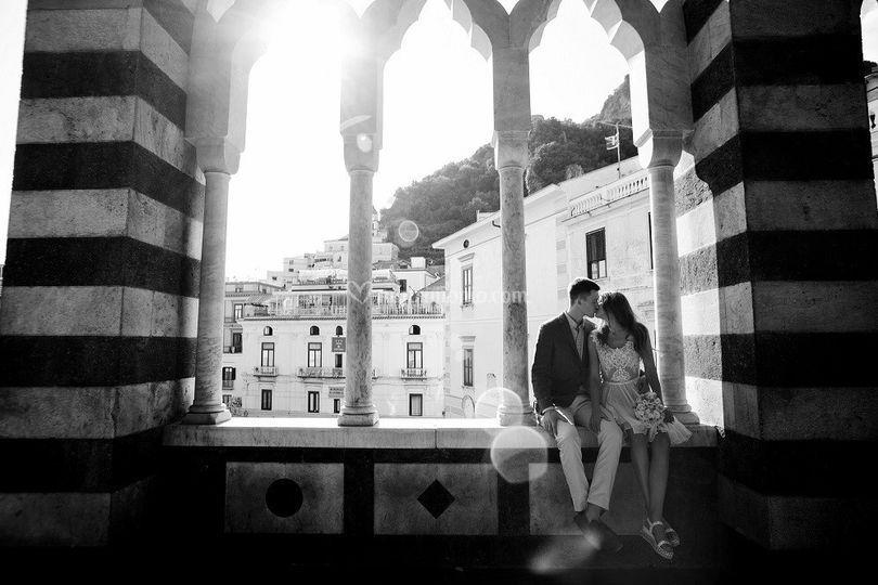 Amalfi, matrimonio 2020
