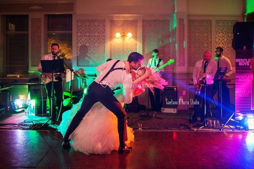 Dance Ireland wedding