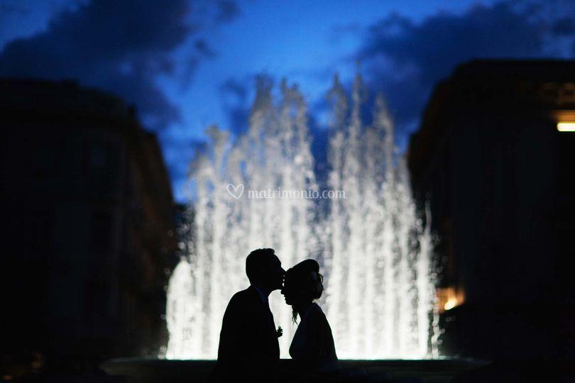 Avellino matrimonio sposi