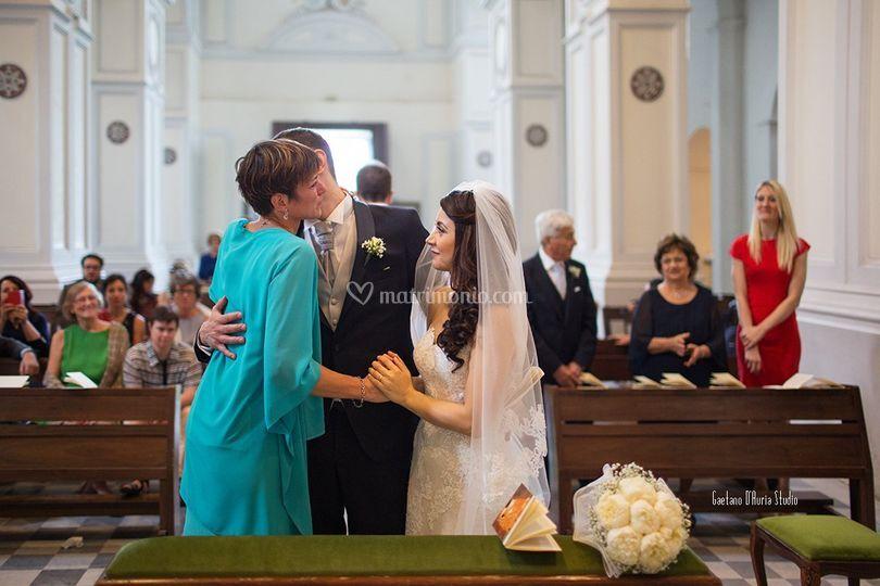 Sposa Vico Equense wedding day