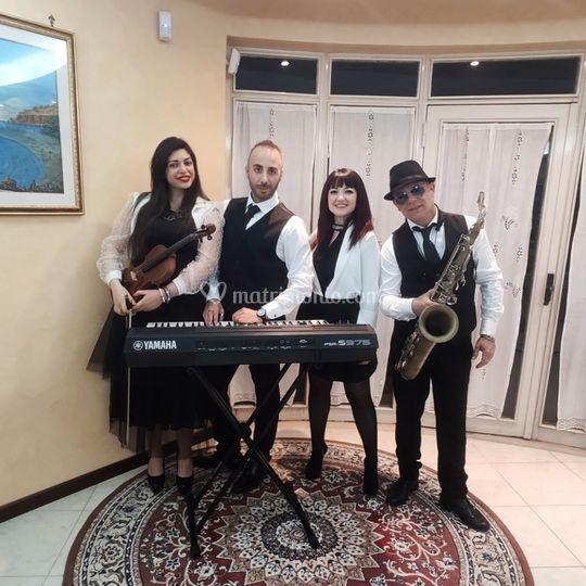Musicò Band quartetto