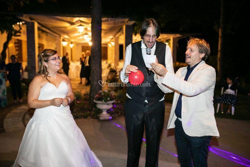 Intrattenimento Matrimonio