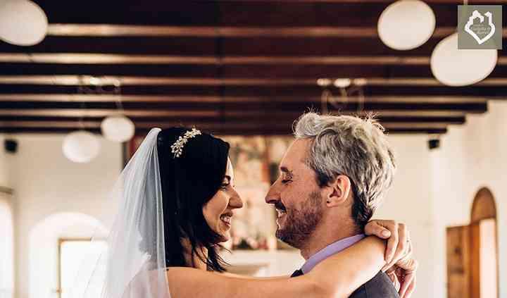 Sposi nel salone dei capuleti
