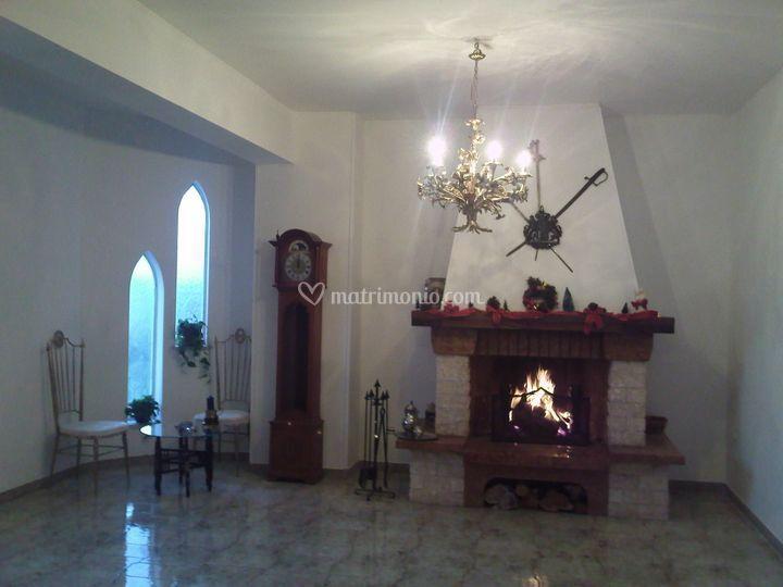 Castello blasche for Salone suite