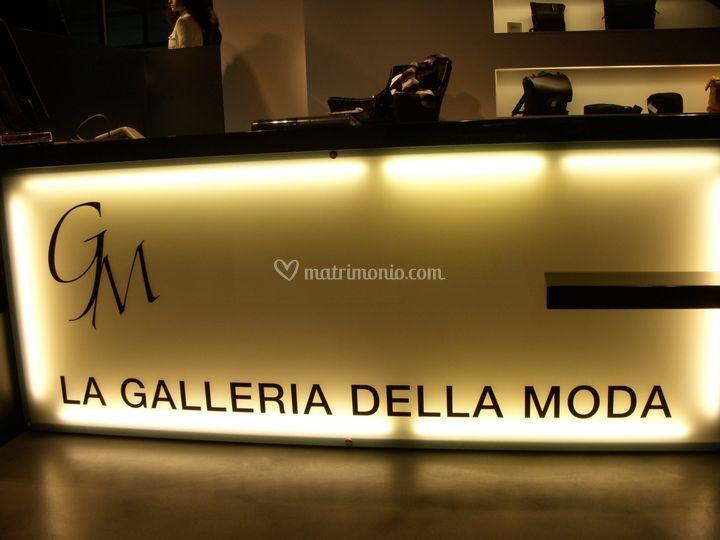 Logo La Galleria della Moda