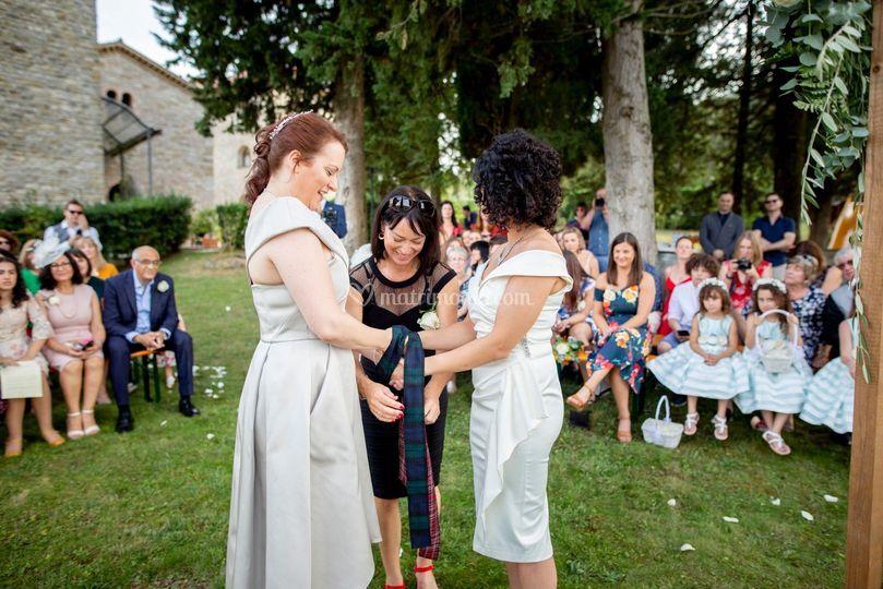 Celebranti con Passaggi Weddings