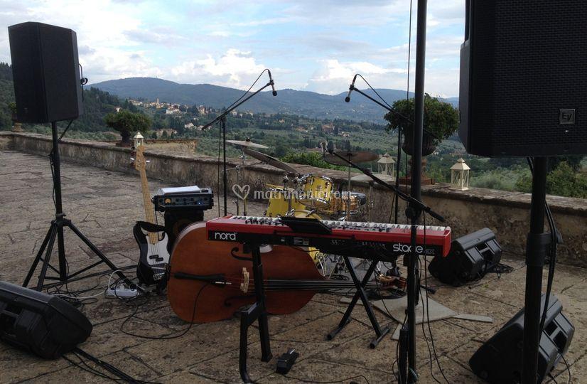 Landscape music