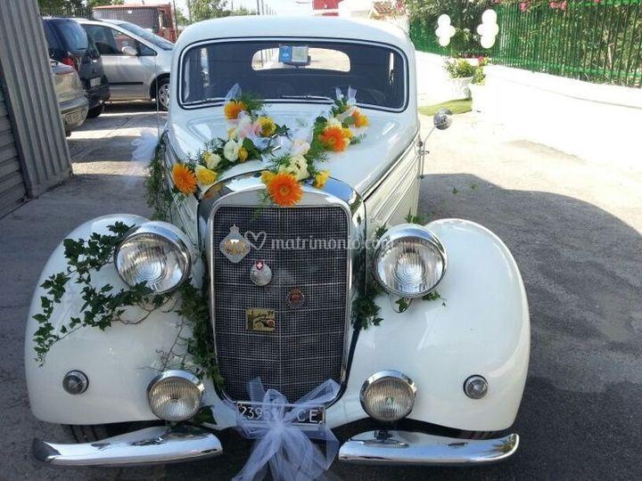 Mercedes antica